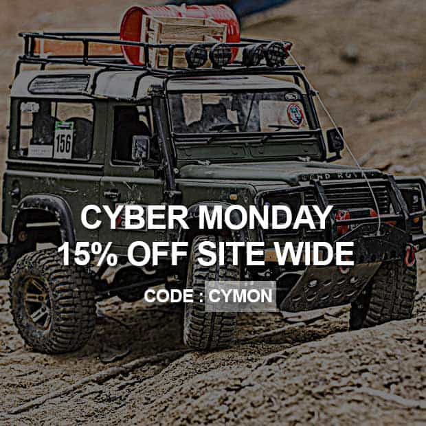Boom Racing's Cyber Monday Spectacular – Save 15%