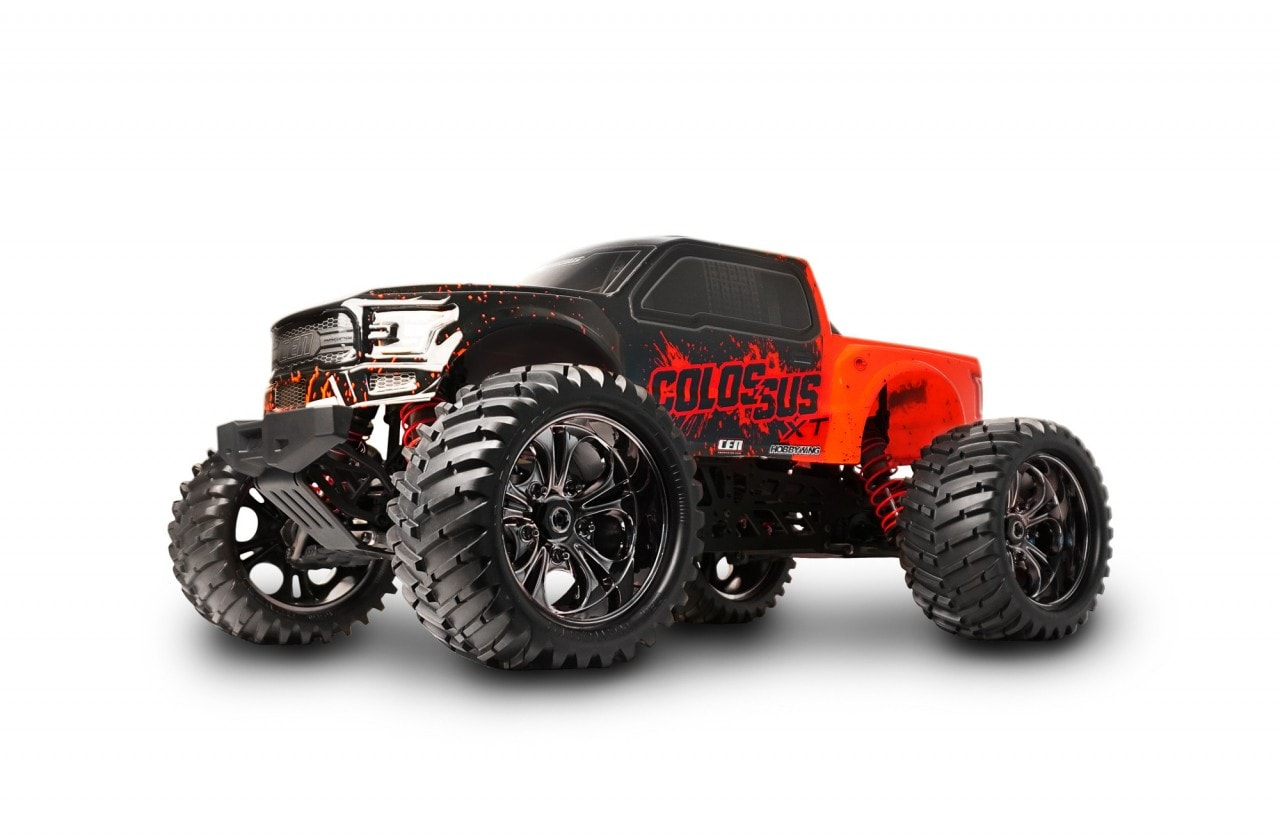 CEN Racing's Supersized Colossus XT Monster Truck