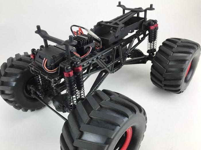 CEN Racing HL-150 Monster Truck - Chassis