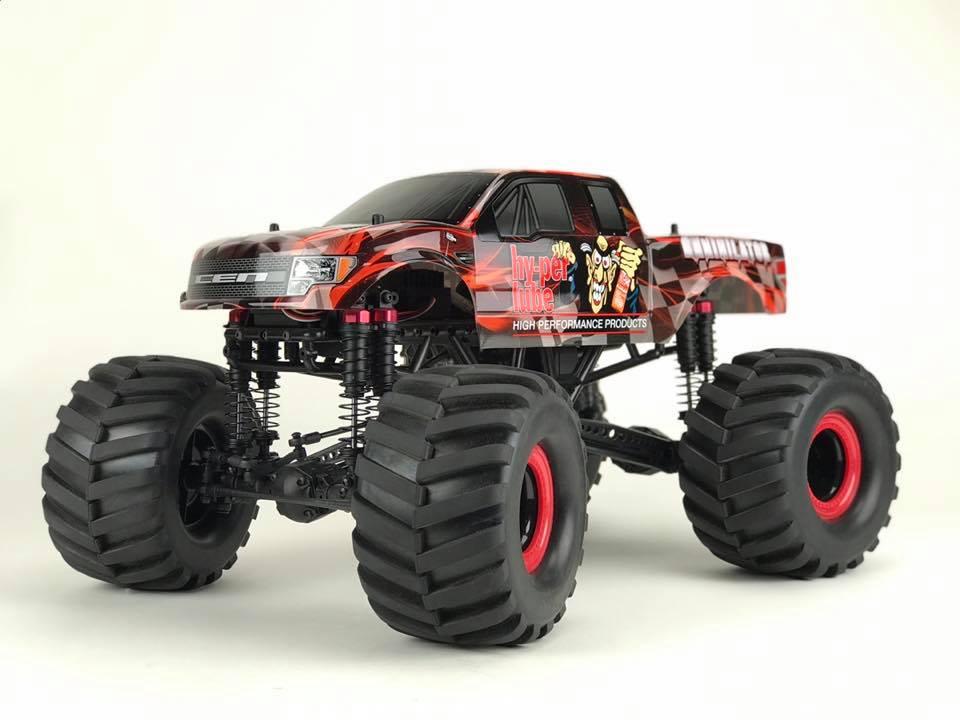 Fresh Photos of CEN Racing's HL150 Annihilator Monster Truck