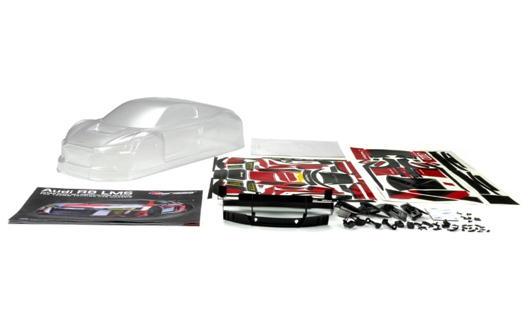 Carisma Audi R8 M40S Body - Kit