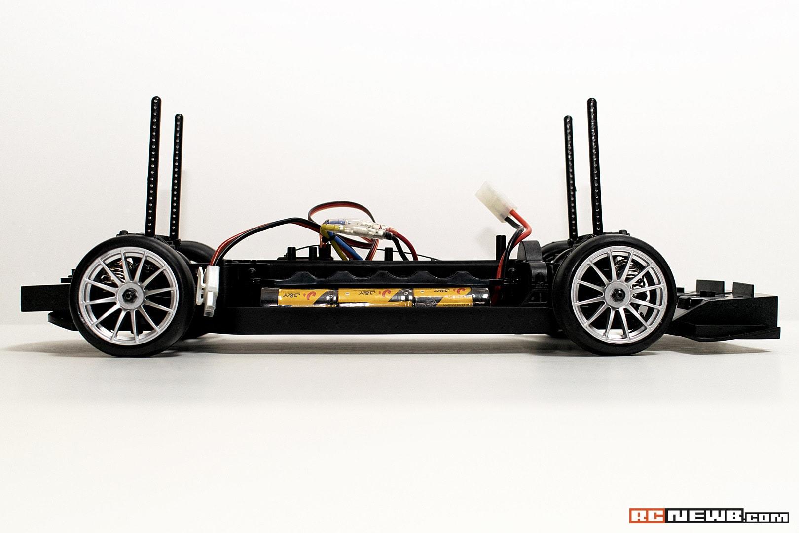 Carisma M40S Kit Build - 29