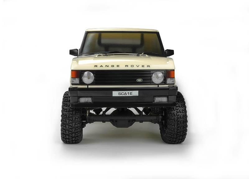Carisma Scale Adventure 1981 Range Rover Classic - Front 2