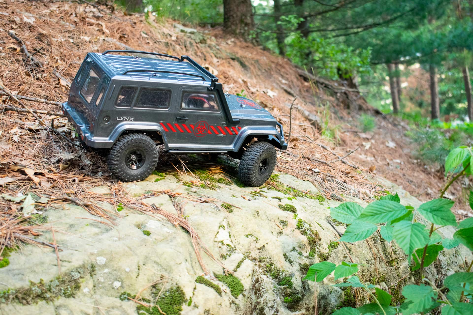 Carisma Scale Adventure Lynx ORV - Forest 3