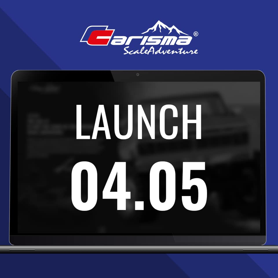Teaser Time: Carisma Scale Adventure is Prepping a May 4th Launch