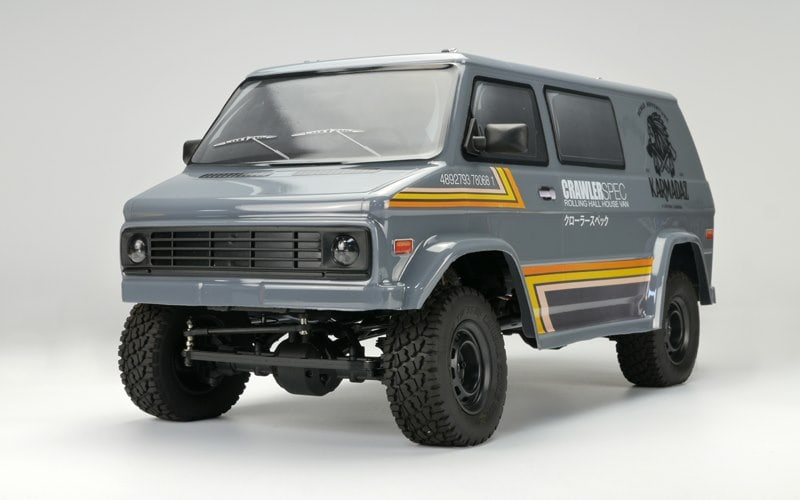 Discover Adventure with Carisma's SCA-1E Prairie Wolf RTR