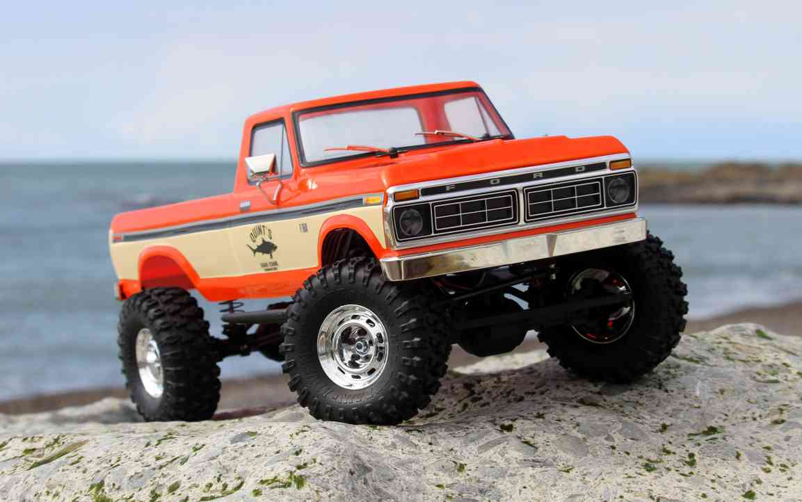 Specs & Pricing for Carisma Scale Adventure's SCA-1E LWB 1976 Ford F-150