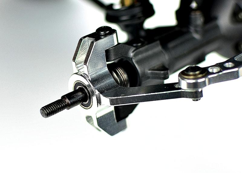 Carisma Scale Adventure SCA-1E Option Parts - Steering Knuckle