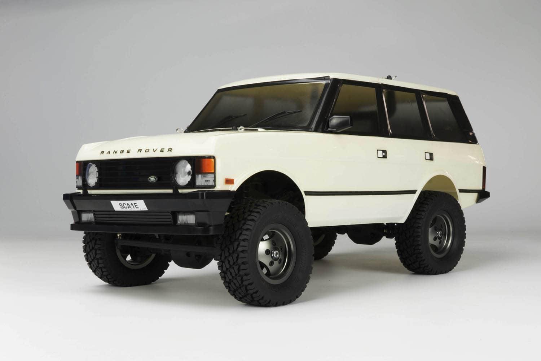 Carisma Scale Adventure SCA-1E Range Rover Deluxe Kit