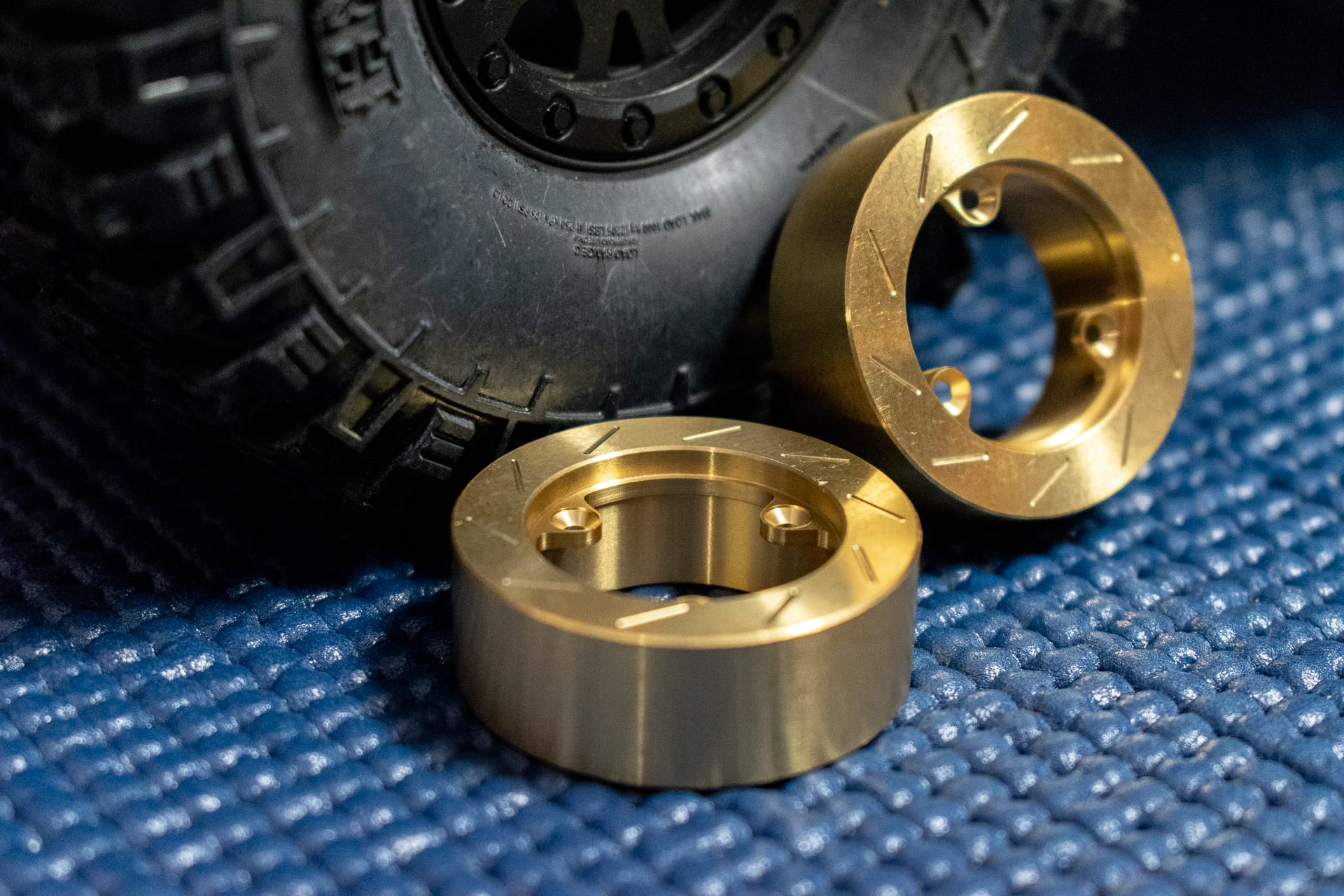 Review: Pro-Line Brass Brake Rotor Wheel Weights