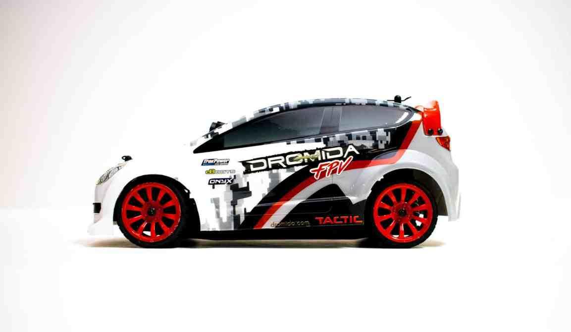 Review: Dromida's FPV Rally Car