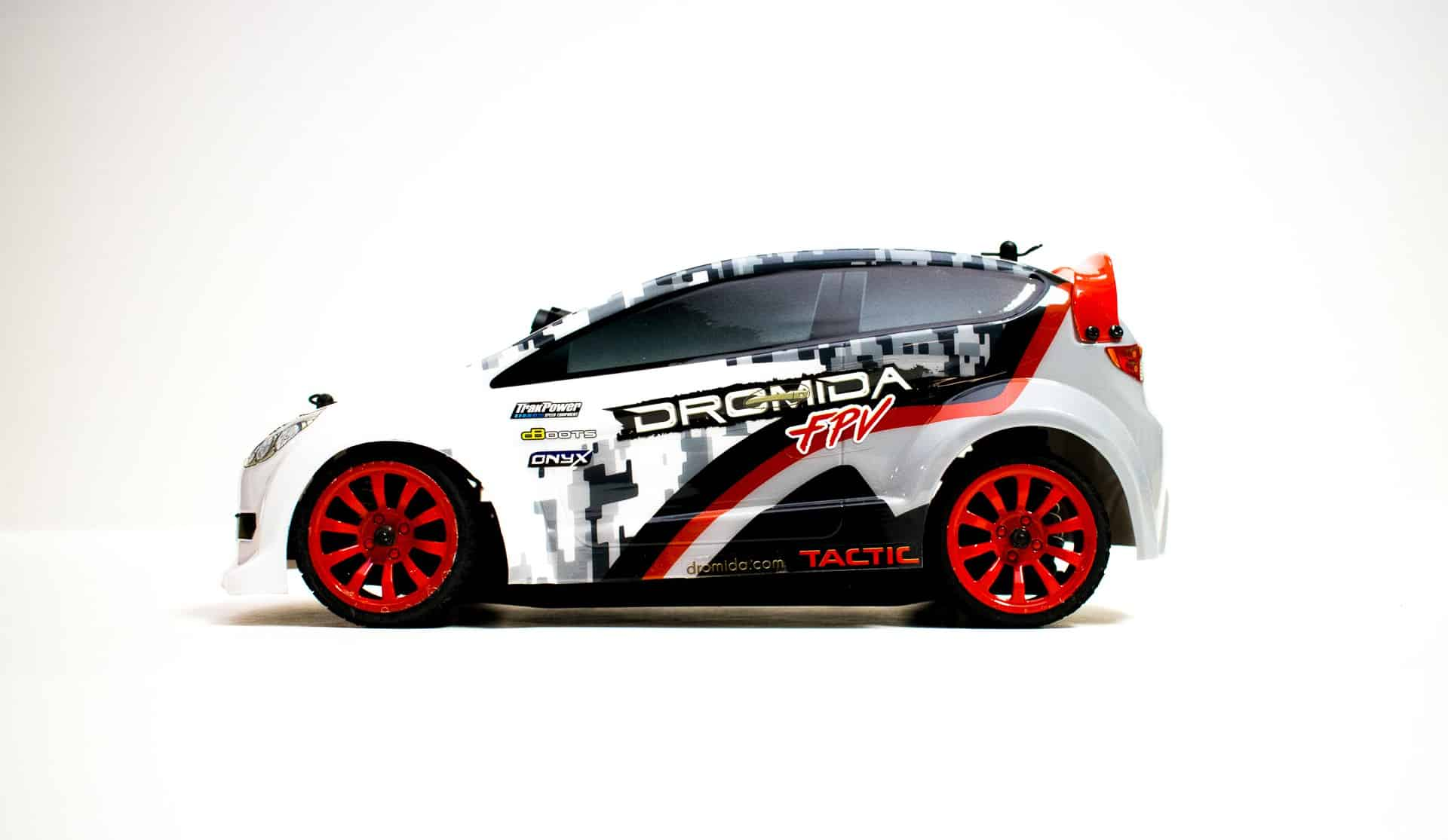 Review: Dromida's FPV Rally Car