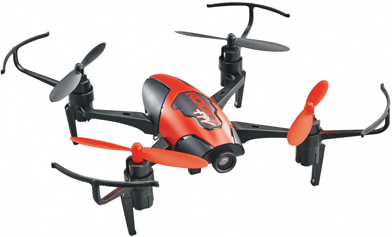 A Bird's Eye View on a Budget: Dromida's KODO FPV Quadcopter Pack