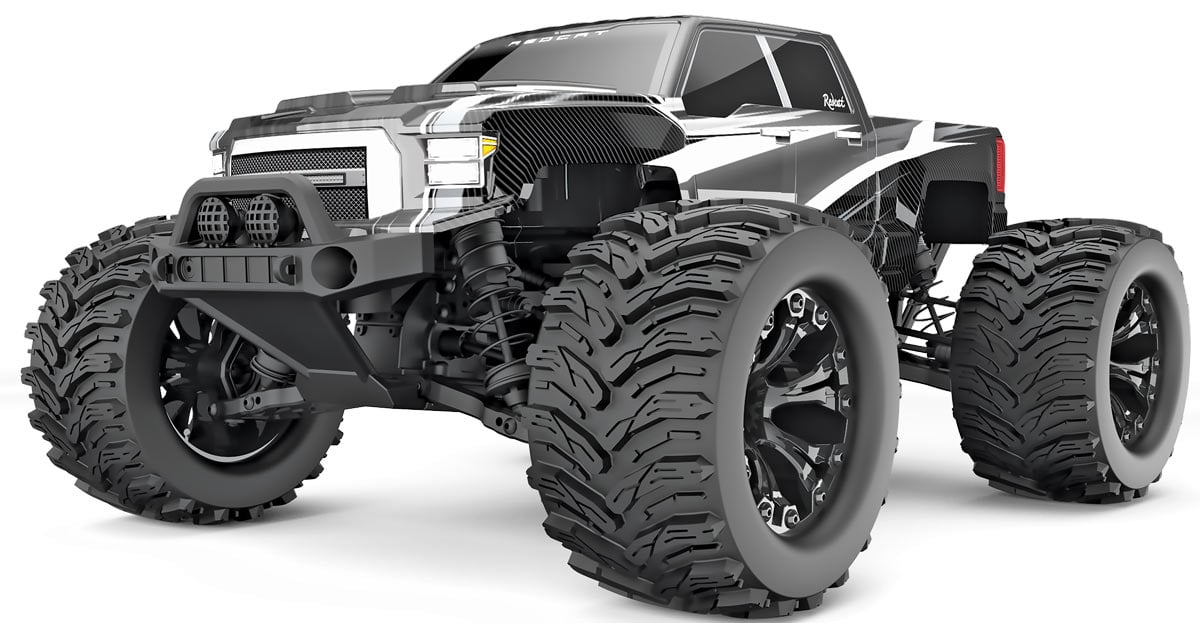 Redcat Racing Dukono Pro Brushless 1/10-scale Monster Truck