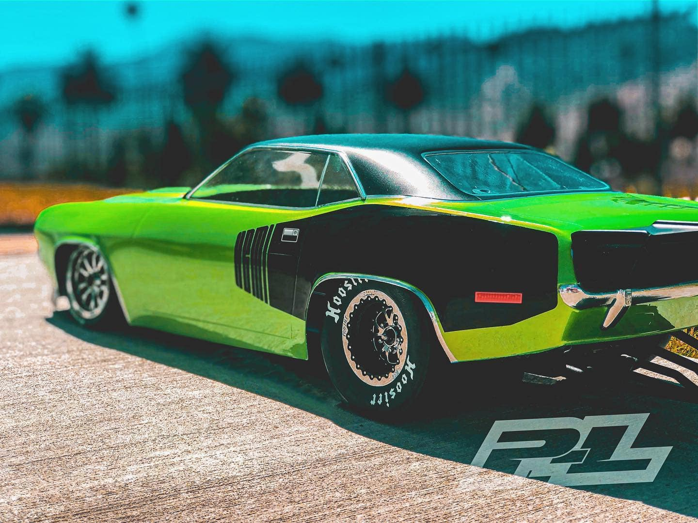 Dream Teaser: Pro-Line's Upcoming Plymouth 'Cuda Dragster Body