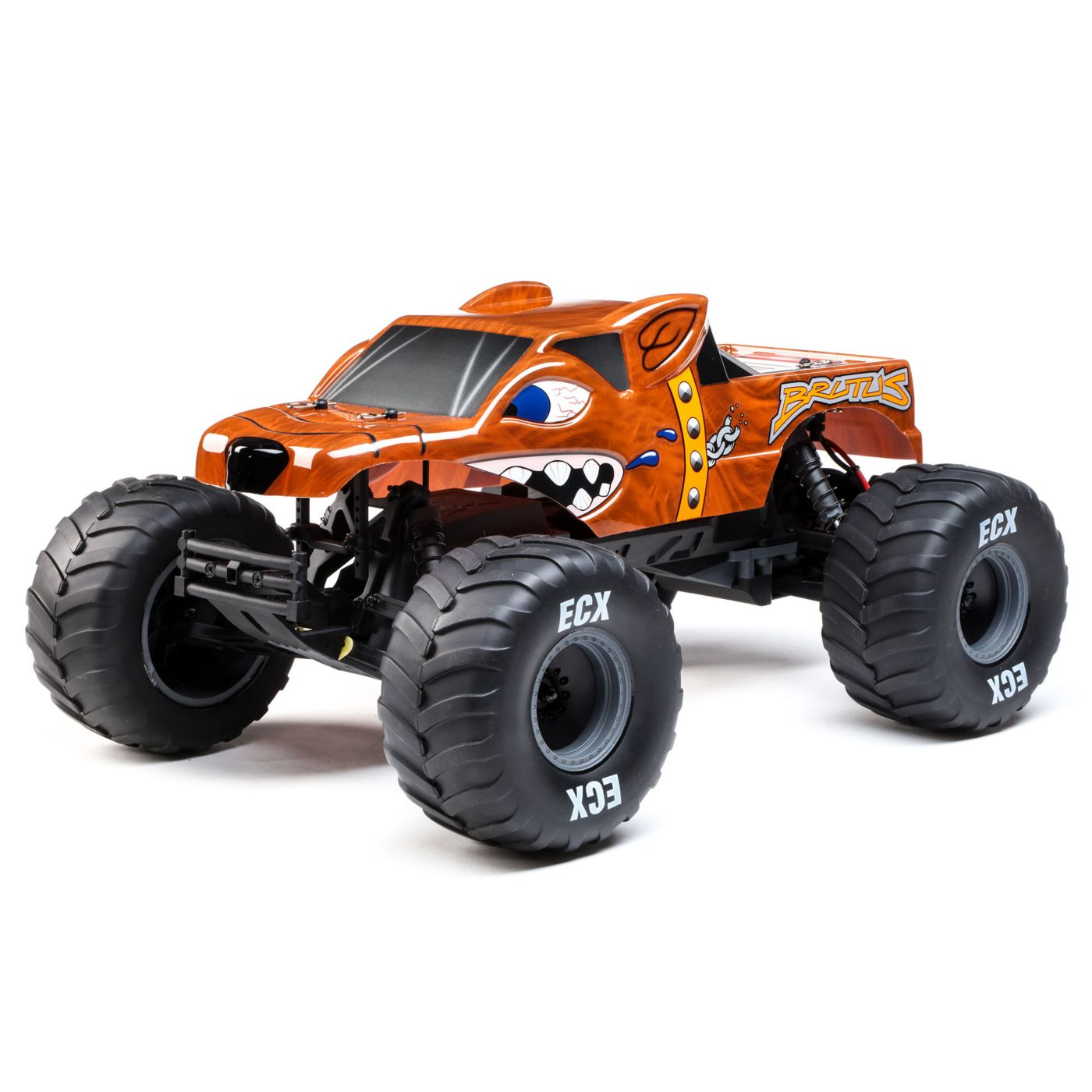 Release the Hound: ECX Brutus 1/10-scale Monster Truck