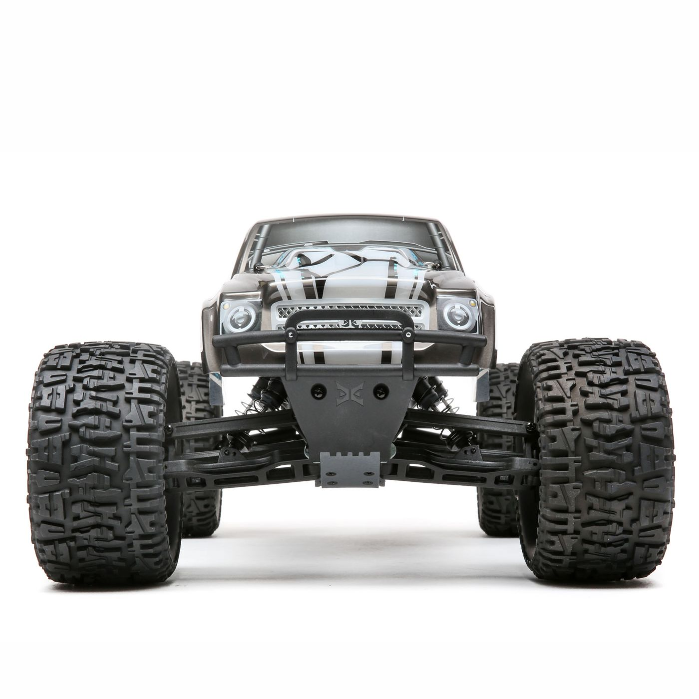 ECX Ruckus RC Monster Truck - Front