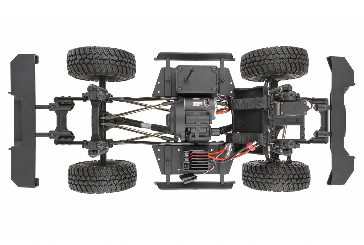 Element RC Enduro RTR - Chassis Top