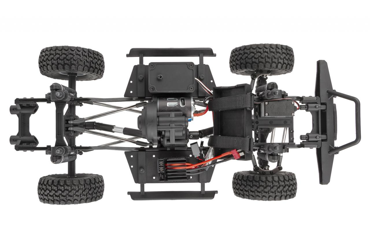 Element RC Enduro Trailwalker RTR - Chassis Top
