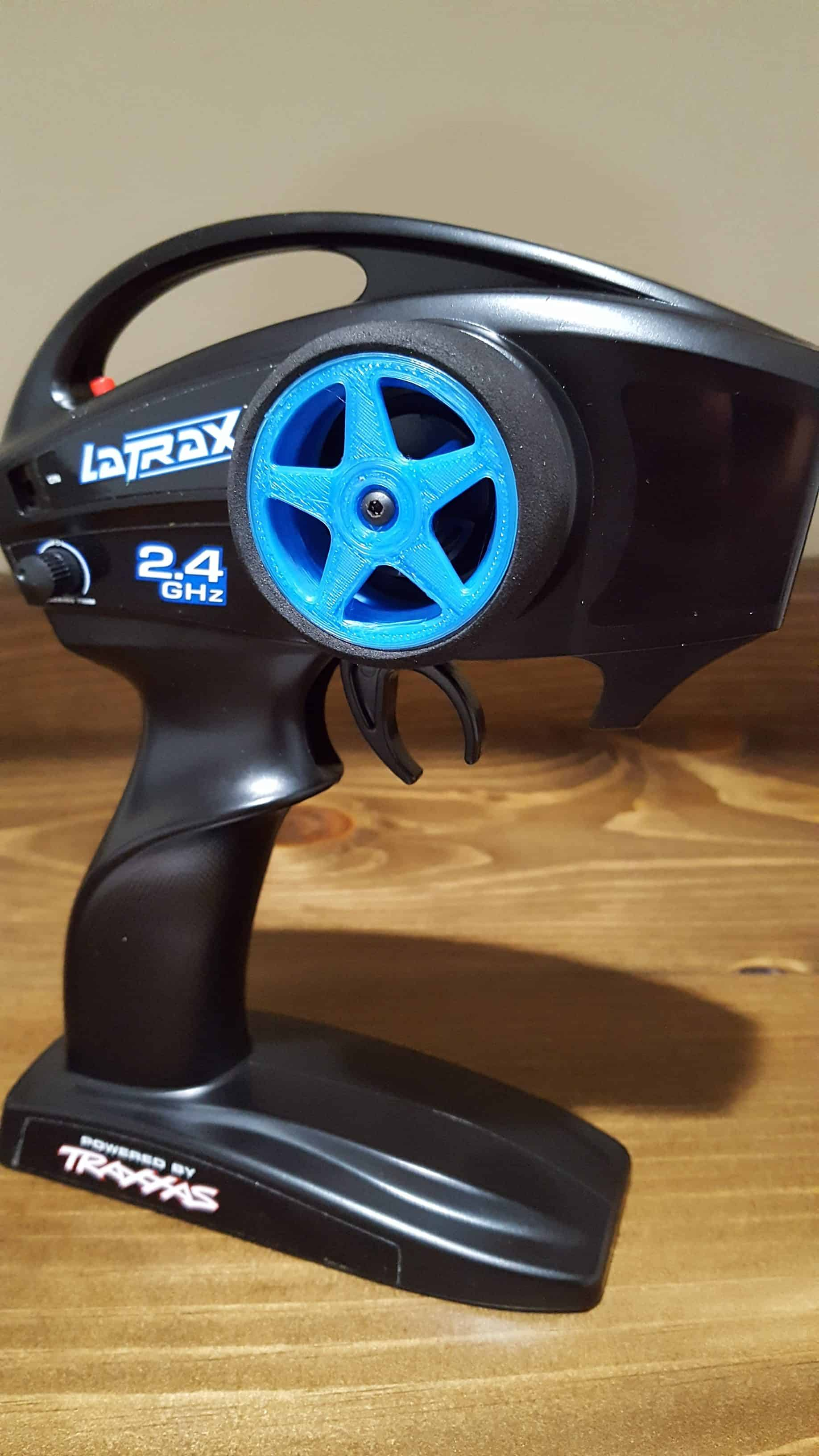 Customize Your Controller with a 3D Printed Steering Wheel from Expansion RC