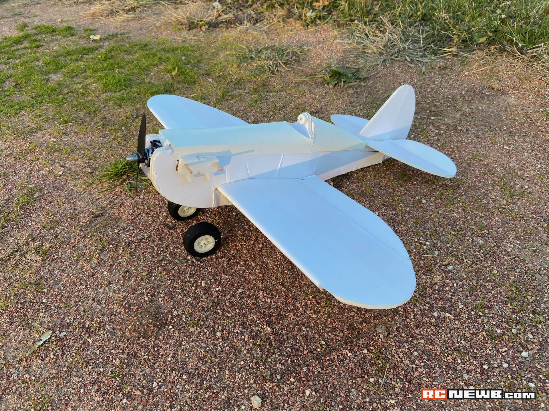 "Review: FliteTest Mini Sportster ""Maker Foam"" R/C Airplane Kit"