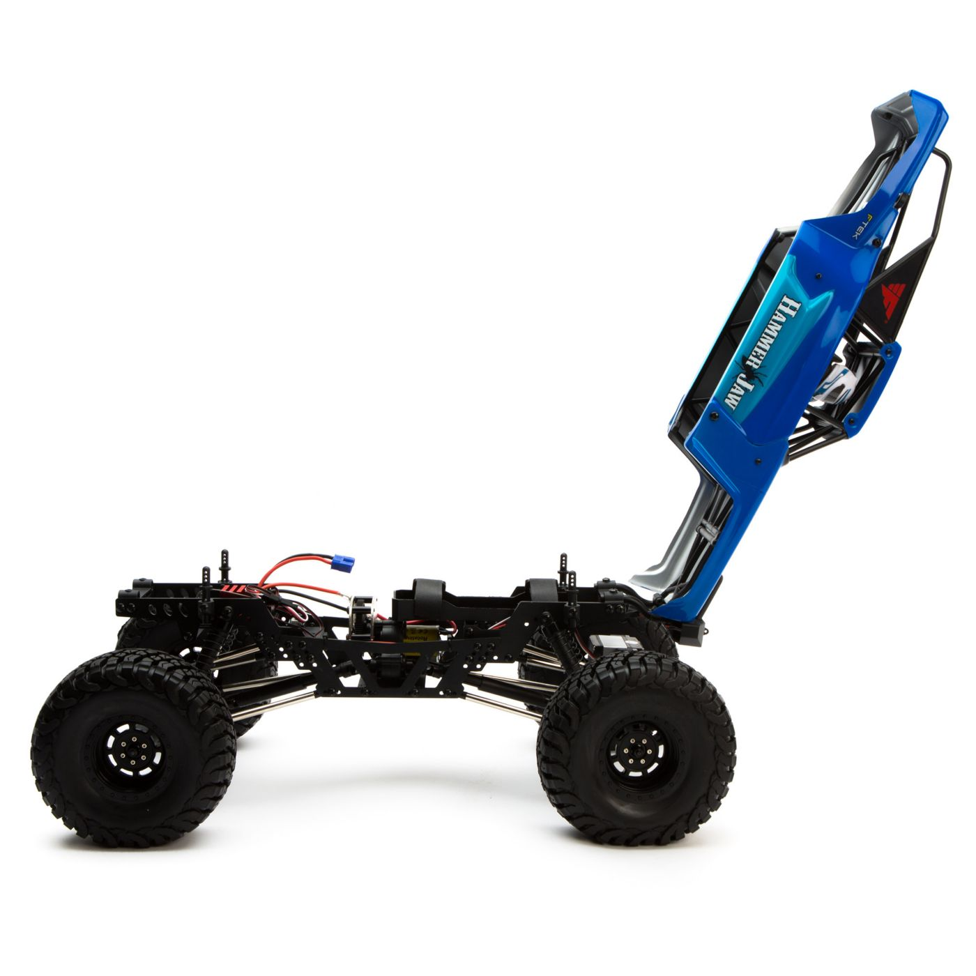 Force RC Hammerjaw Rock Bouncer - Chassis