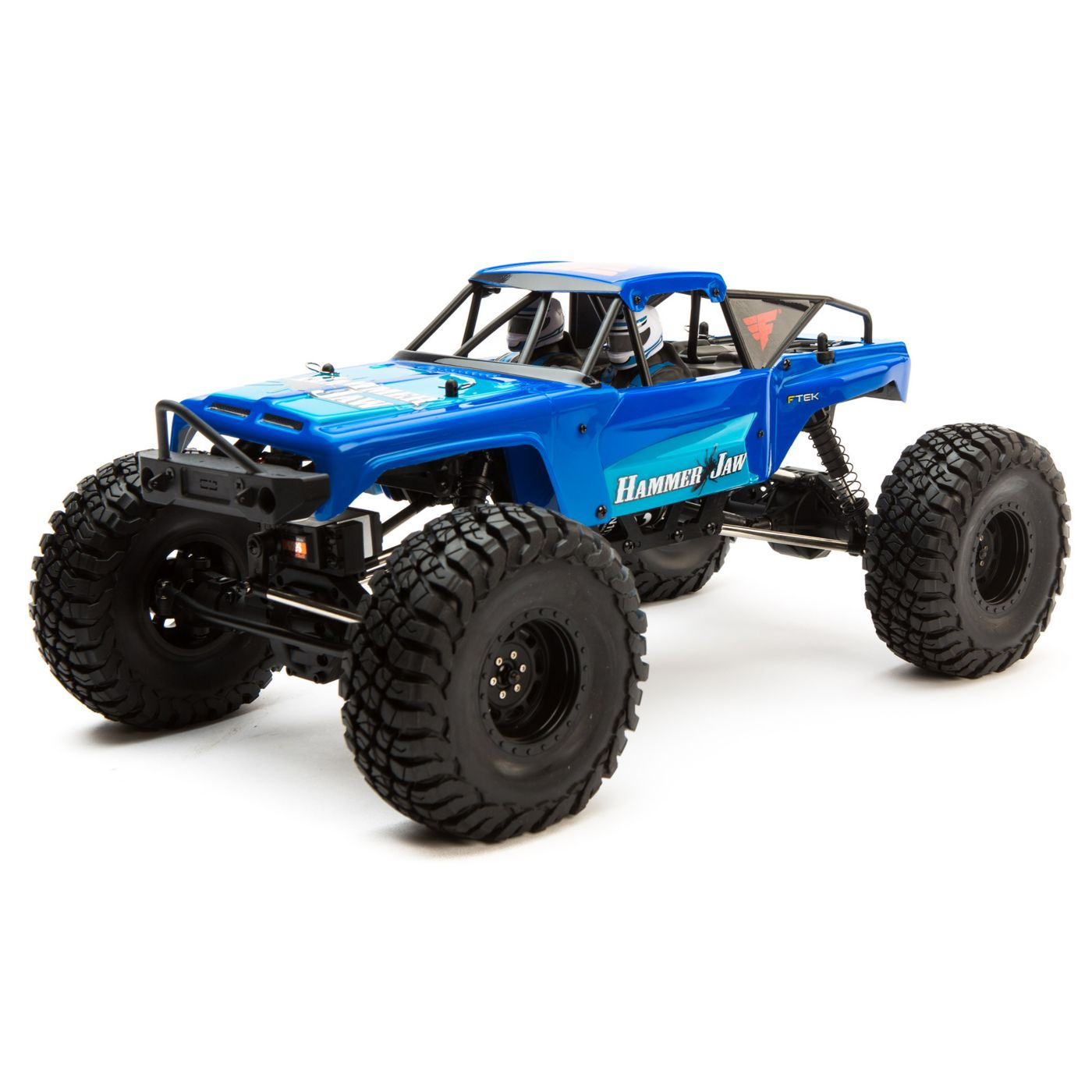 Force RC Hammerjaw R/C Rock Bouncer