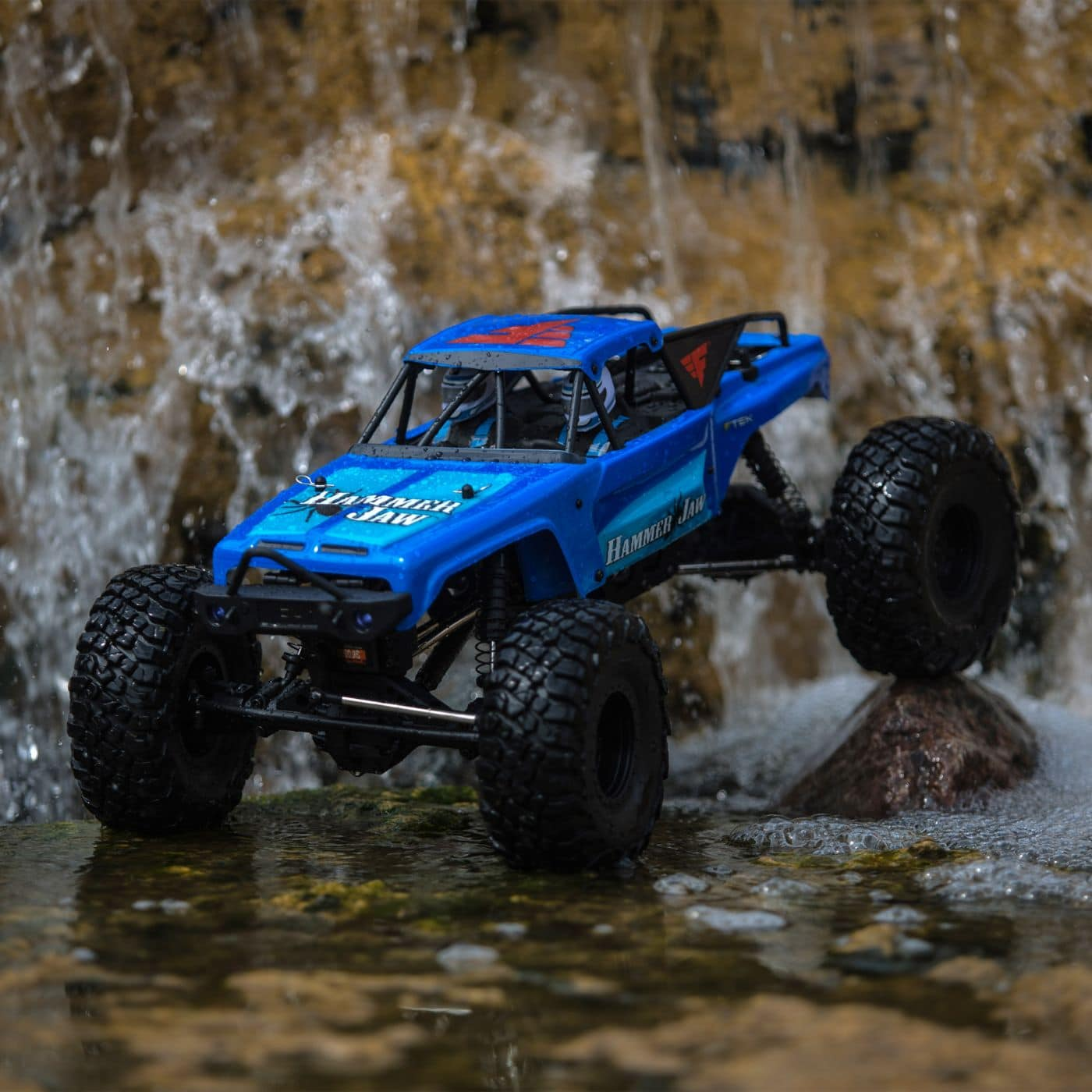 A Deep Discount on the Force RC Hammerjaw Rock Crawler