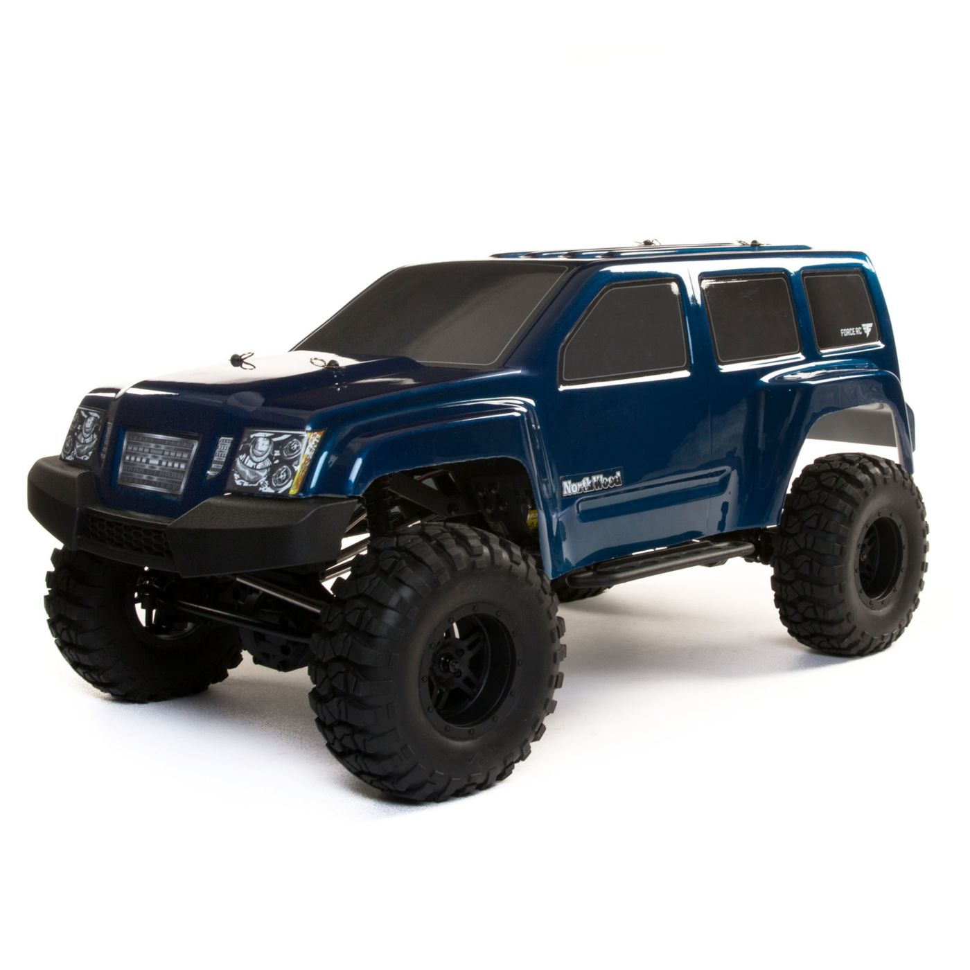 Begin Your R/C Crawler Journey with the Force RC Northwood 2.2 Scaler