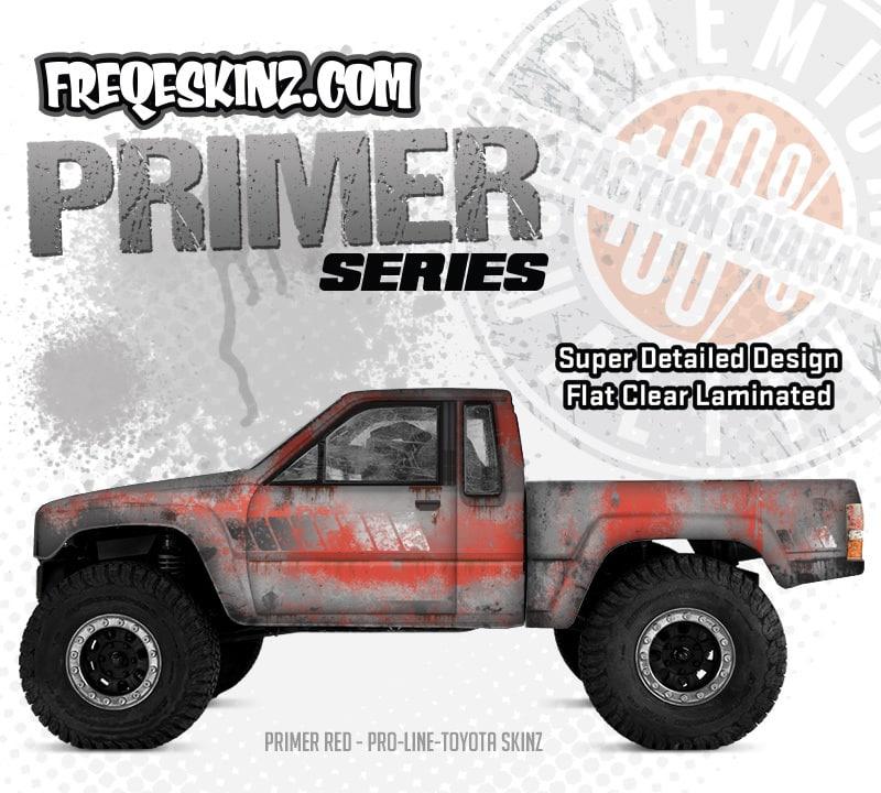 "FreqEsKinz ""Primer Series"" R/C Body Wraps | RC Newb"