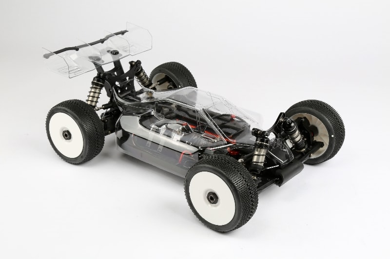 HB Racing E817 1/8-scale Competition Buggy