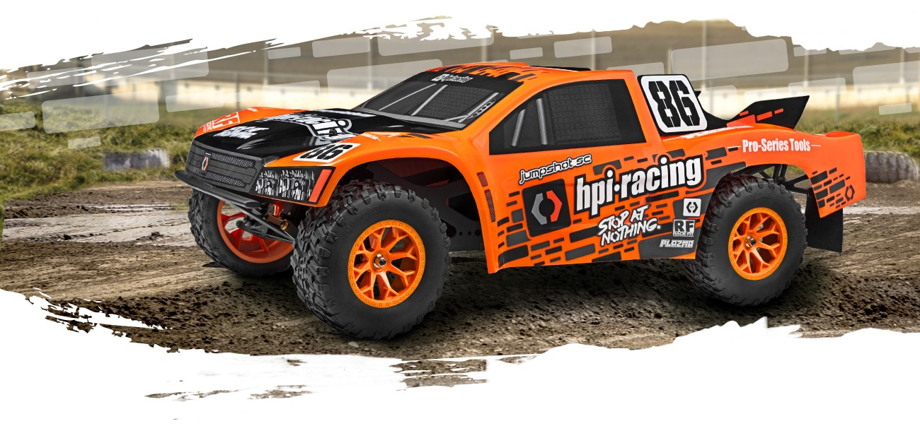 HPI Jumpshot SC 2.0 1/10-scale Short Course Truck