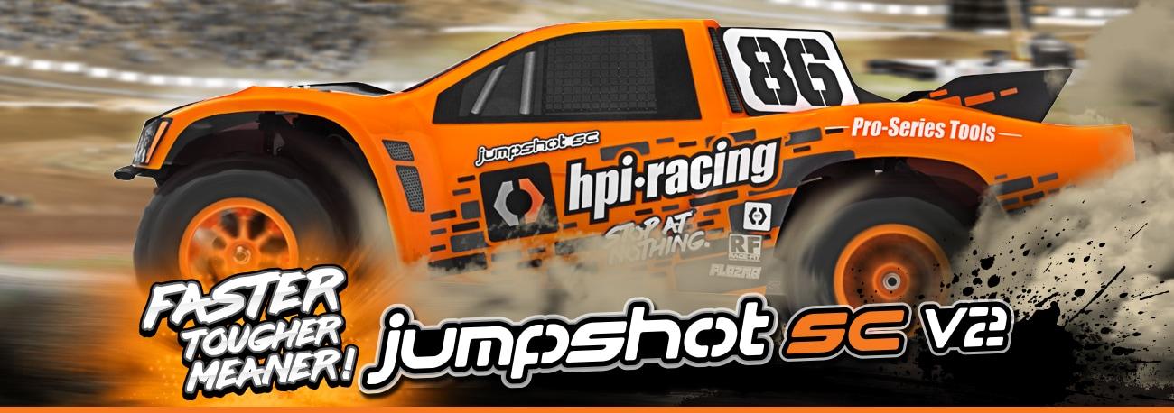 HPI Jumpshot SC 2