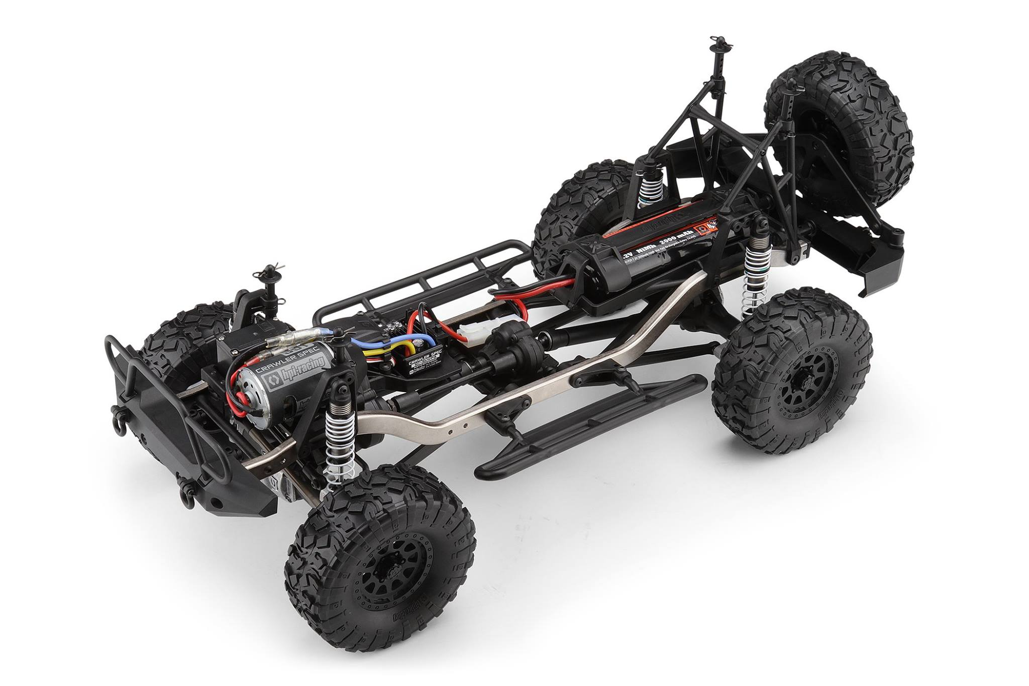 """HPI's Venture Gives a Look """"Under the Hood"""" of their FJ Cruiser"""