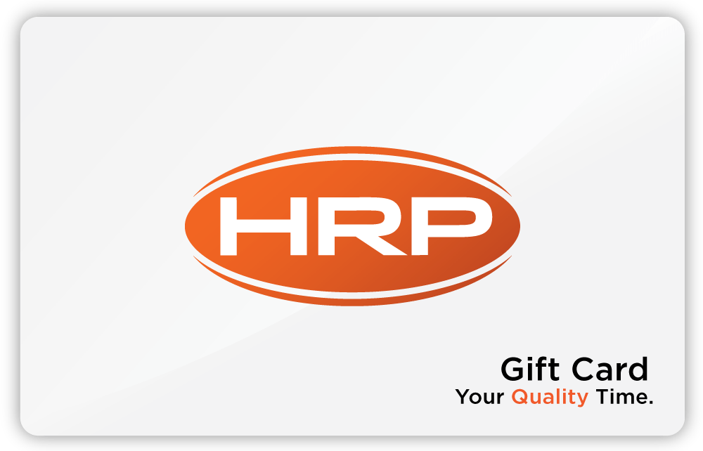 Save 20% on HRP Gift Cards Through 12/25/18!