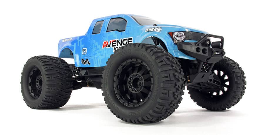 Helion Avenge 10MT XB Monster Truck