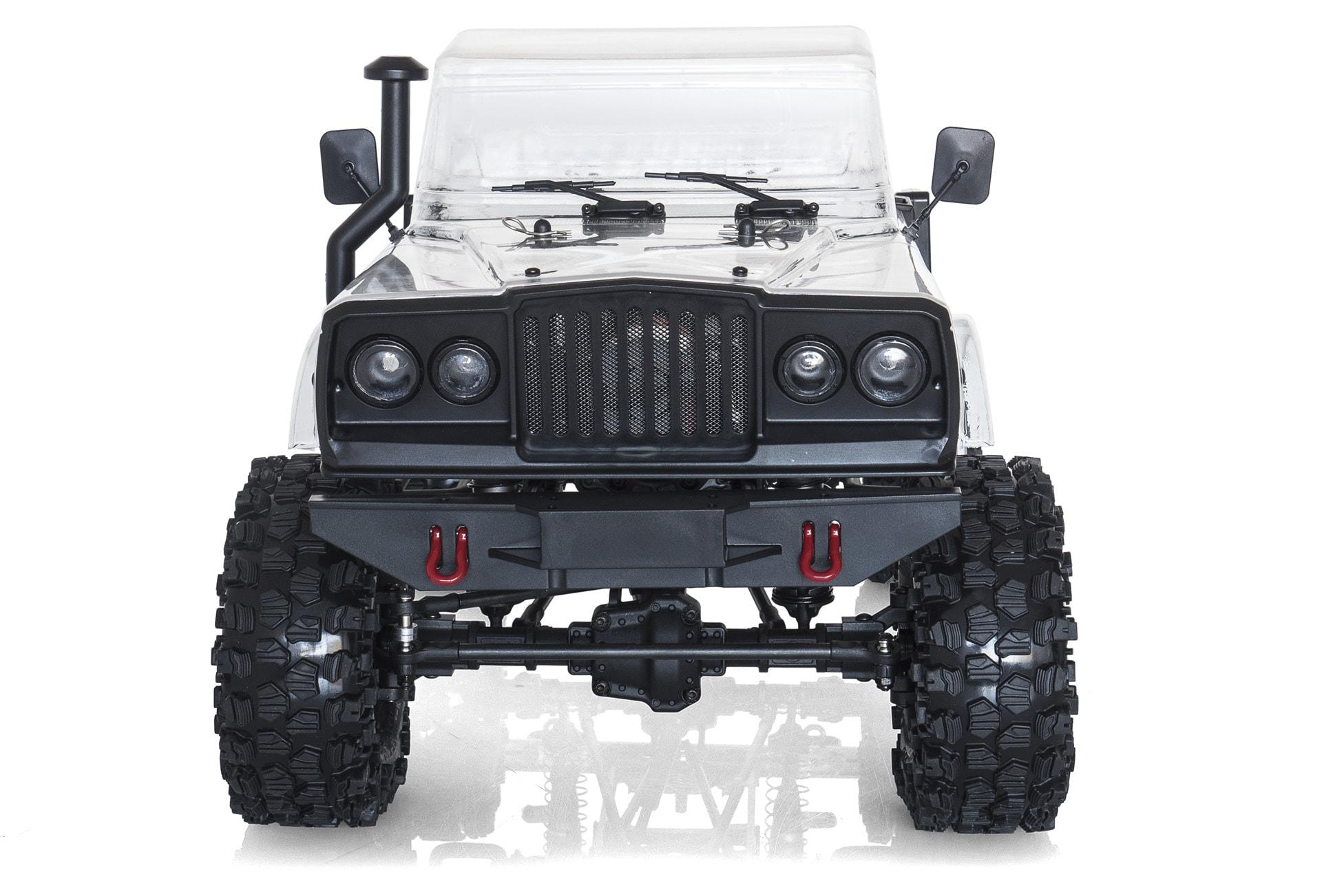 Hobbytech CRX v2 - Front