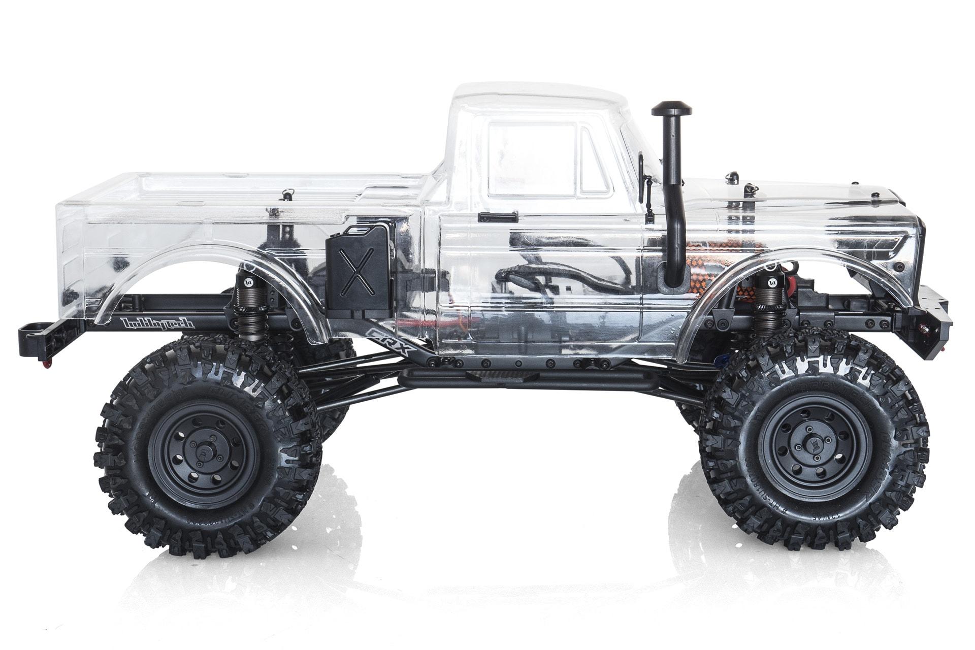 Hobbytech CRX v2 - Side