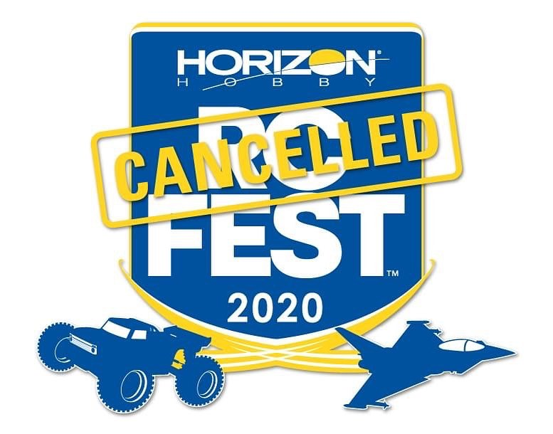 Event Update: Horizon Hobby RC Fest Has Been Cancelled for 2020