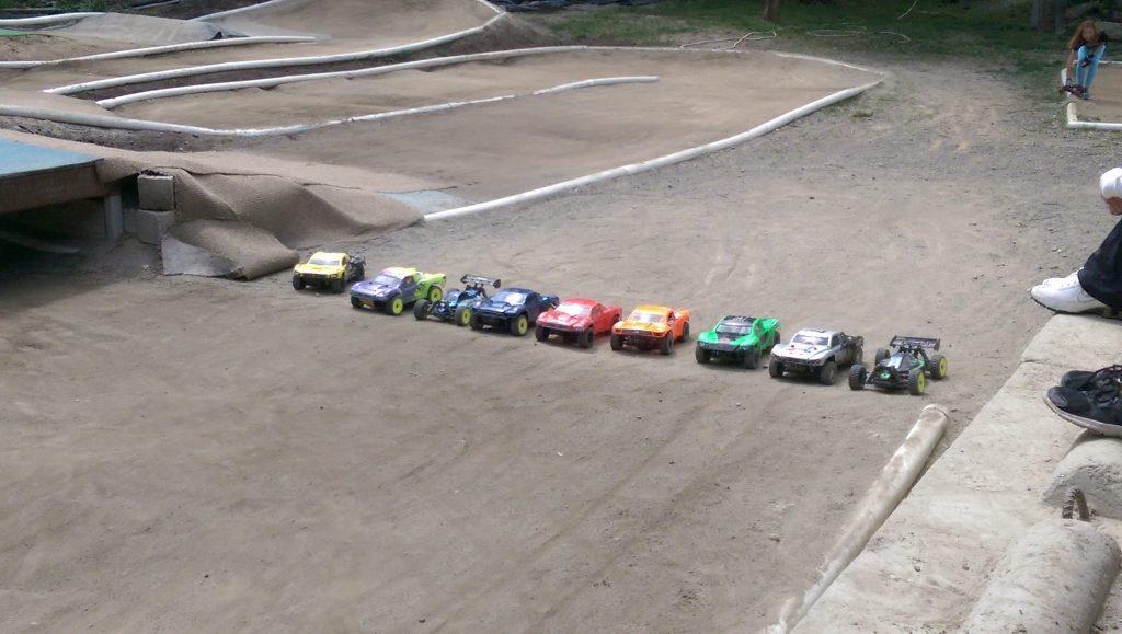 The City of Seatac's Public R/C Track