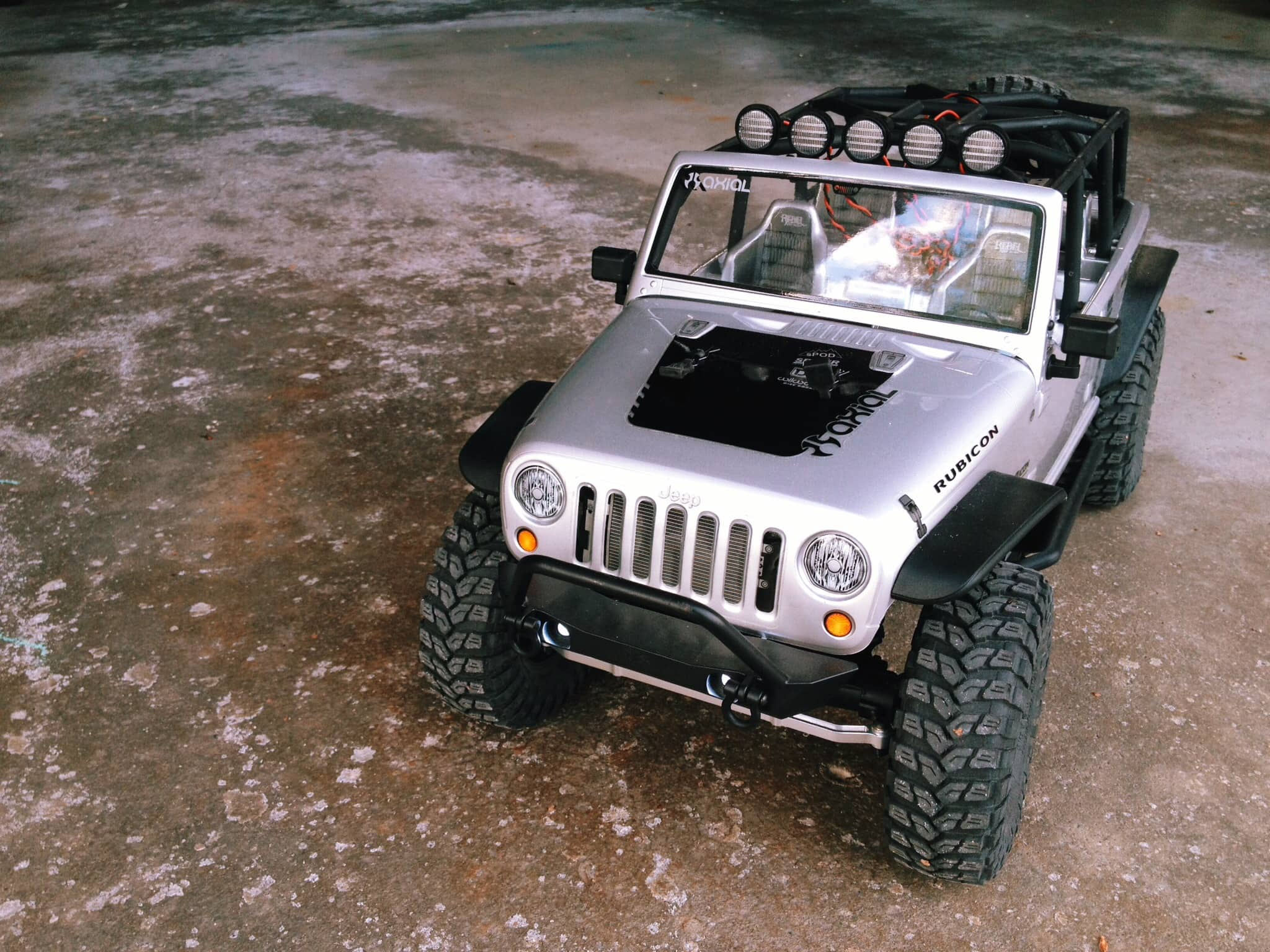 Axial's SCX10 Jeep Wrangler Unlimited Rubicon RTR: The Review