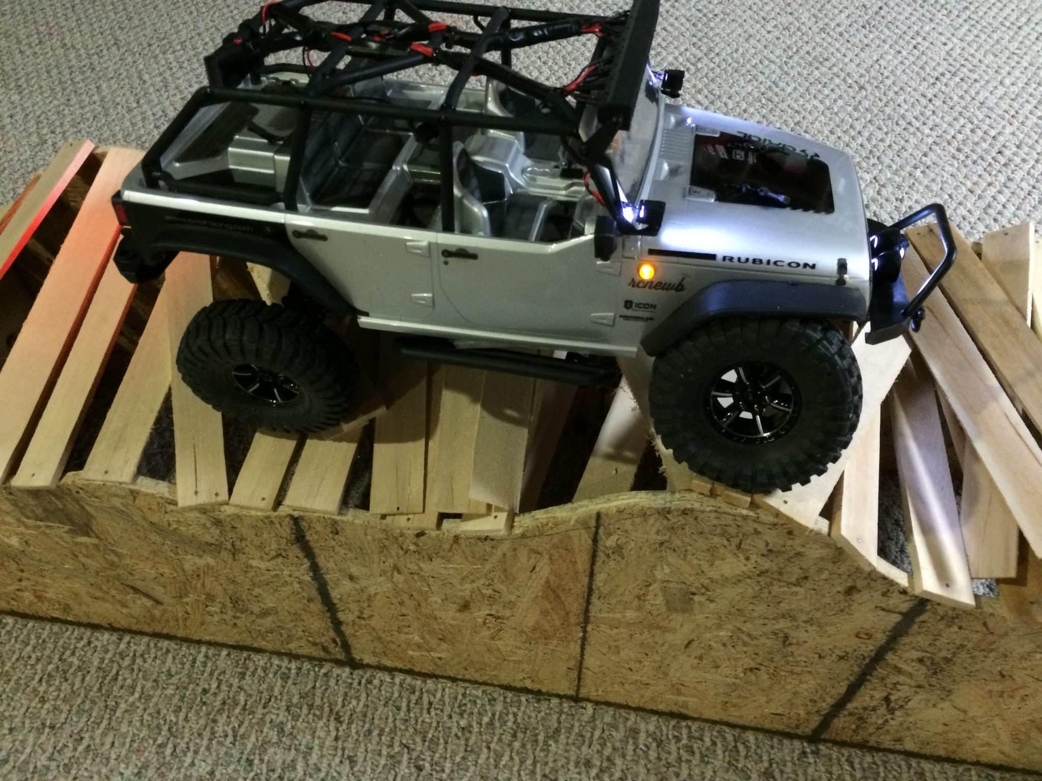 "Cheap Entertainment: A DIY Indoor Crawling ""Course"""