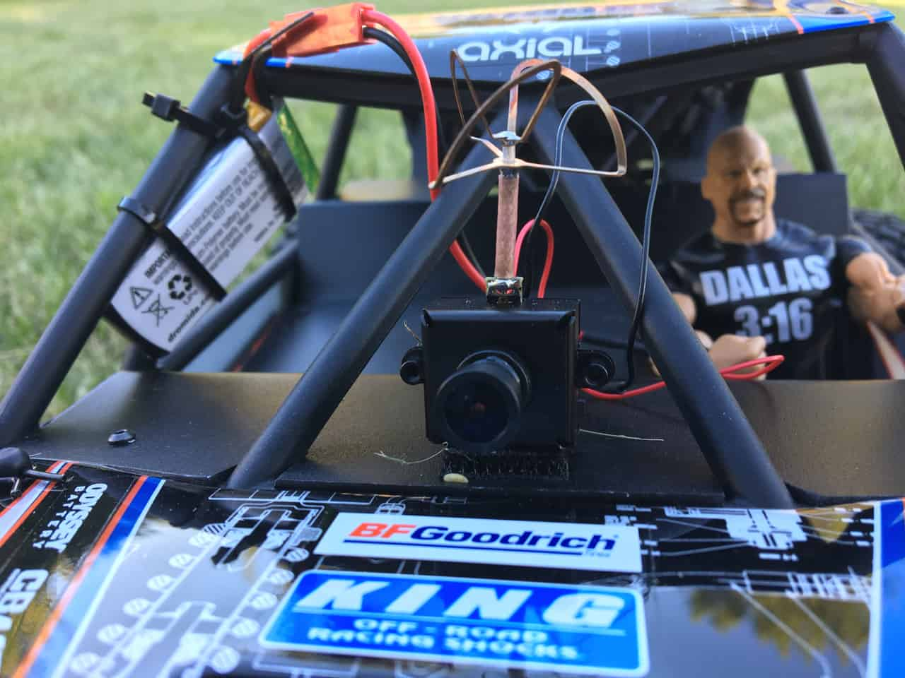 Review: Eachine's EF-01 AIO FPV Camera