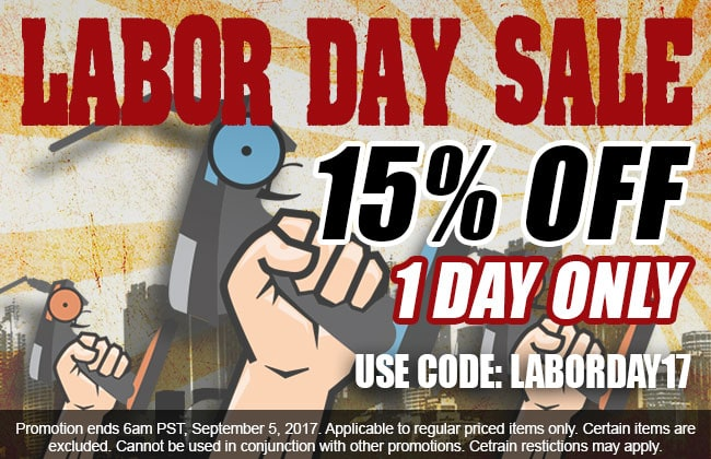 15% Off at ATees.com During Their Labor Day Sale
