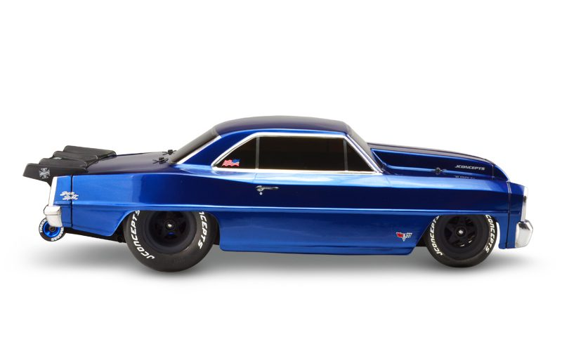 JConcepts 1966 Chevy II Nova Body - Side