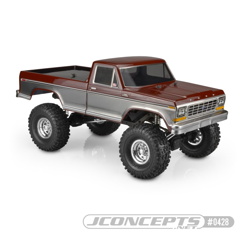JConcepts 1979 Ford F-250 Crawler Body
