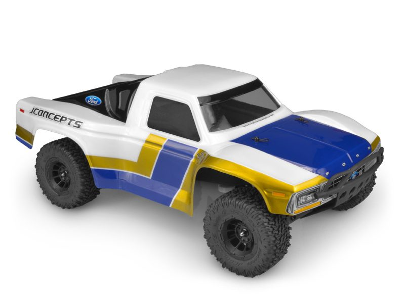JConcepts 1979 Ford F-250 1/10 Short Course Truck Body