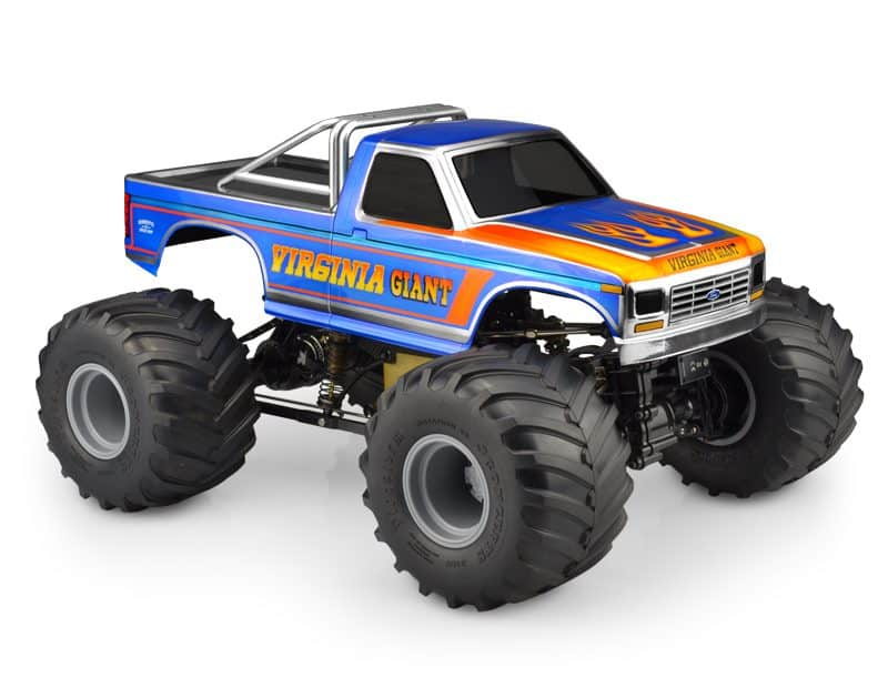 JConcepts '84 Ford F-250 R/C Truck Body