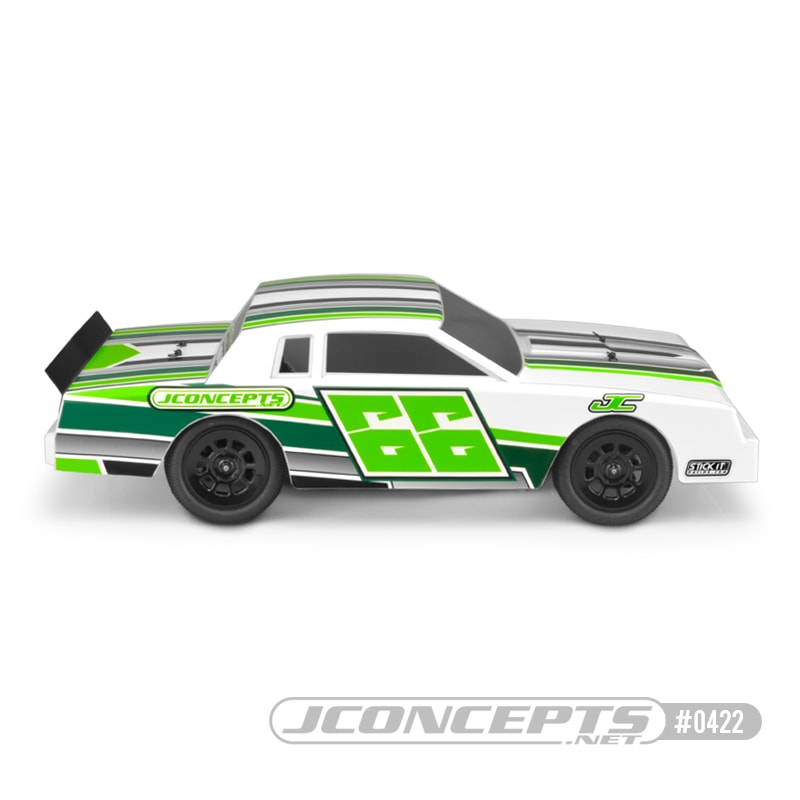 JConcepts 1987 Chey Monte Carlo Street Stock Body - Side