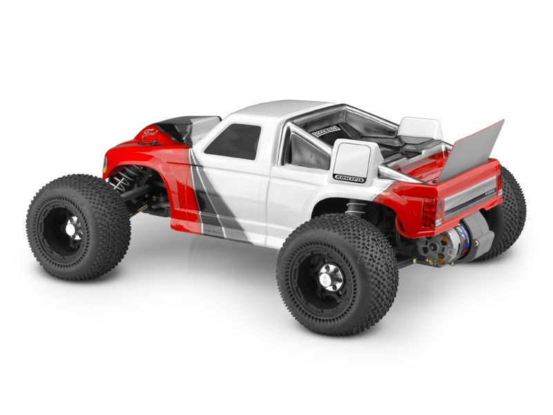 JConcepts 1993 Ford F-150 Body for the Traxxas Rustler VXL - Rear